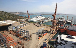 corporate video chalkis shipyards